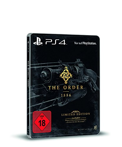 The Order: 1886 (uncut) Limited Steelbook Edition