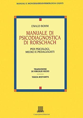 Manuale di psicodiagnostica di Rorschach
