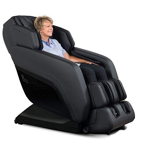 KosmoCare Zero Gravity Chair with 6 Massage Rollers and...