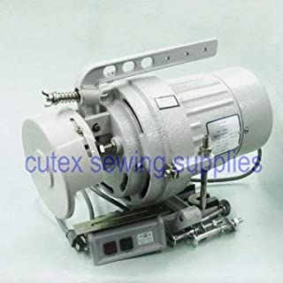 Clutch Motor For Industrial Sewing Machines 1/2HP, 110 Volt (3450RPM -High Speed)