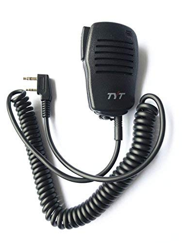 TYT Shoulder Remote Speaker Mic for TH-UV8000D UV8000E Kenwood TK-2202 TK-248 Baofeng Btech radios,Microphone