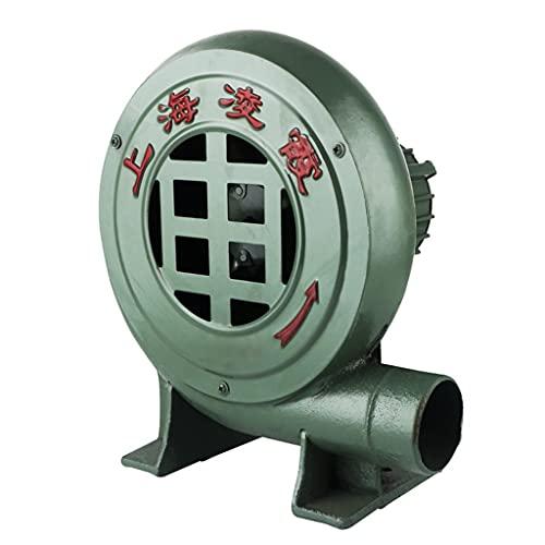 Soplador De Forja Centrífuga, Soplador Eléctrico De Herrería Eléctrica 220V, Motor De Alambre De Núcleo De Cobre, para Estufas Verticales De Carbón, Calderas, Estufas De Calefacción, (Size : 60w)