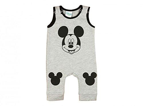 Kleines Kleid Mickey Mouse Strampler Warm Farbe Modell 4, Größe 98