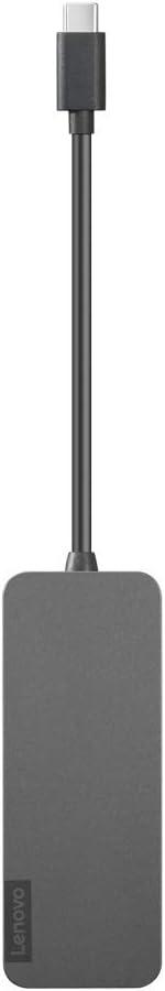 Lenovo USB-C to 4 Ports USB-A Hub