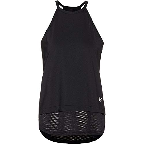 HeatGear Armour Tank Under Armour Senza Maniche Bambina