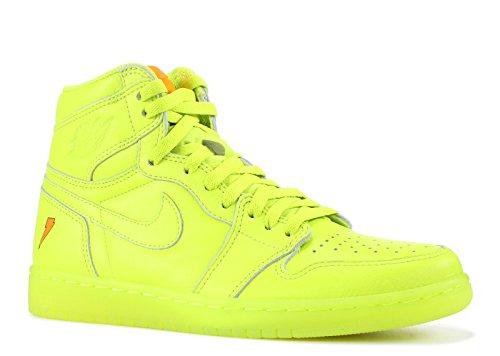 Nike Air Jordan 1 Retro HI OG G8RD 'Gatorade' - AJ5997-345 - Size 14 -