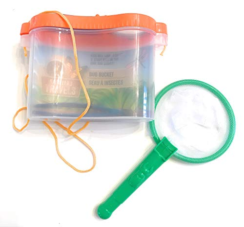 Backyard Travels Bug Catching Kit