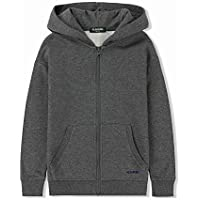 Alaviking Kids Soft Brushed Fleece Zip Up Hoodie