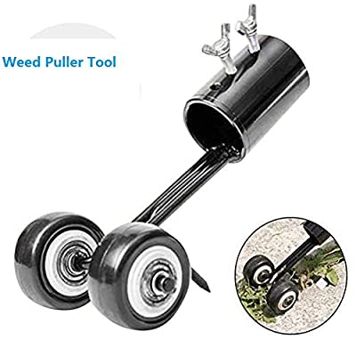Manual Weed Puller Tool,Stand Up Weeder Weed Puller,Weed Cleaning Tool Garden Tools for Patio Backyard (1)