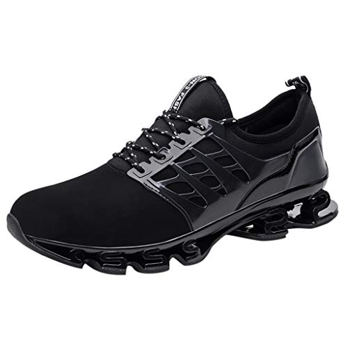 Running Shoes For Men's Flying Weaving Tourist Shoes Leisure Sports Shoes