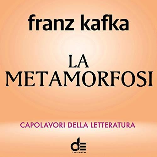 La metamorfosi audiobook cover art
