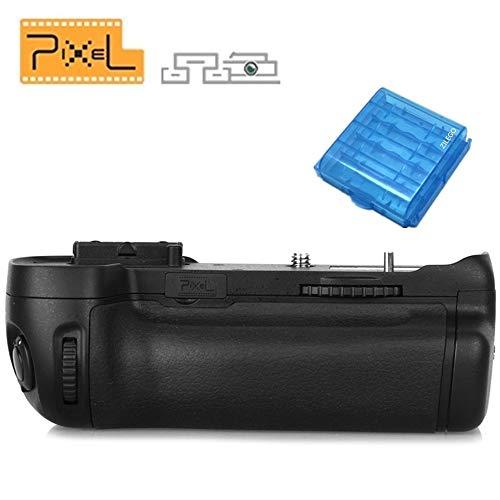 PIXEL MB-D14 Empuñadura de Batería para Nikon D610 D600 Cámara (Reemplazo de Nikon MB-D14)