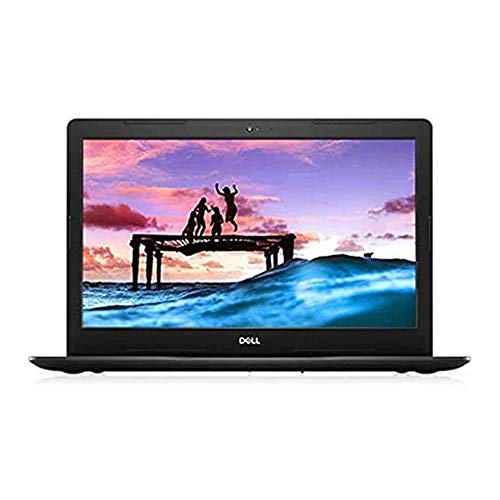 "2021 Dell Inspiron 15 3000 15.6"" HD Laptop Computer, Intel Celeron Processor 4205U, 4GB RAM, 128GB PCIe SSD, Intel UHD Graphics 610, Waves MaxxAudio, HD Webcam, Windows 10, Black"