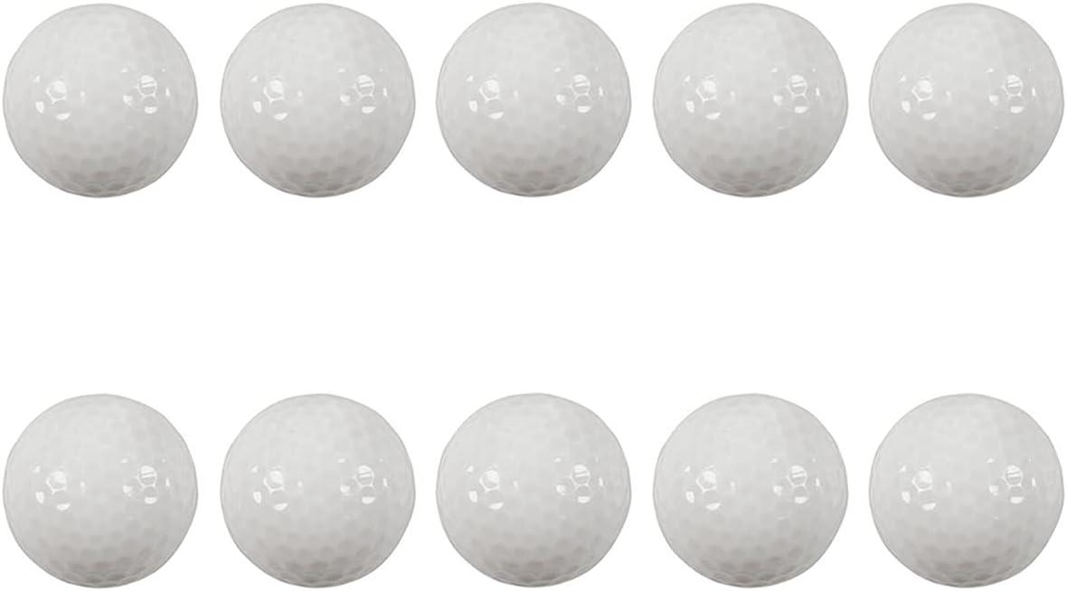 Monland 10Pcs Genuine Lot Balls Luminous Glo Up Night Popular popular Bright Light