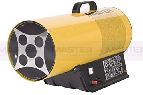 generador de aire caliente Calentador Gas Master Cañón propano Butano GPL BLP 33M 33 Kw