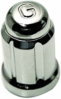 Gorilla Automotive 73087 Standard Mag Open End Lug Nuts 1//2 Thread Size