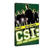 Leinwand-Poster, CSI, Tatorten, Investigation 2, Wandkunst,