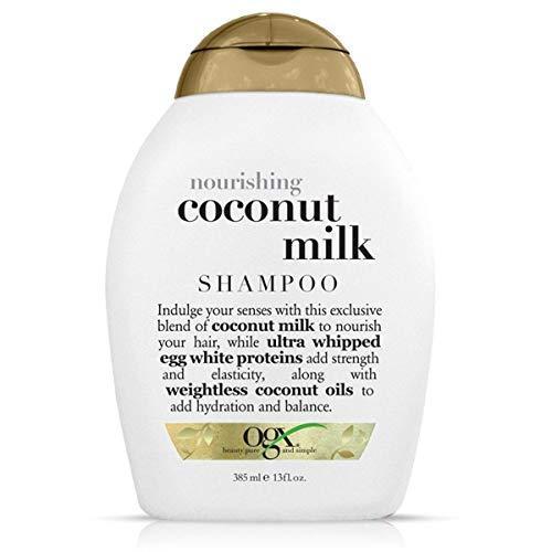 Organix Coconut Milk Shampoo, 385 ml