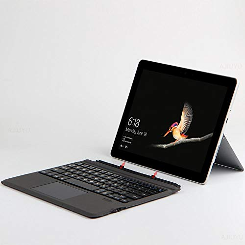 drolpt Convenient Keyboard For Microsoft Surface Go Go 2 Bluetooth Keyboard Tablet 10 Inch 10.5 Notebook Computer Case Wireless Mouse Go Go2 Cover (Color : Backlight)