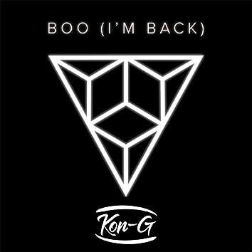 Boo (I'm Back)