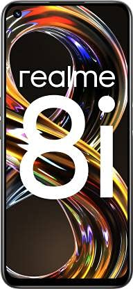 realme 8i (Space Black, 64 GB) (4 GB RAM)