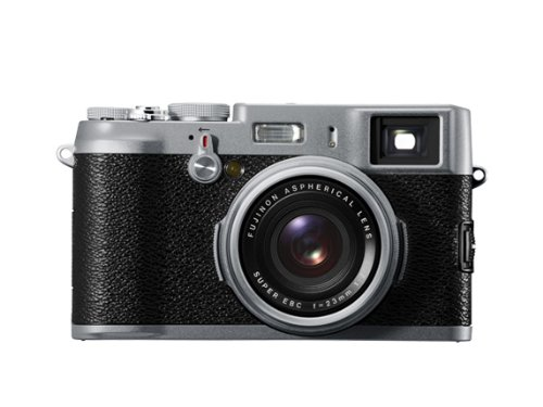 Fujifilm X100s - Cámara compacta de 16.3 MP (Pantalla de 3