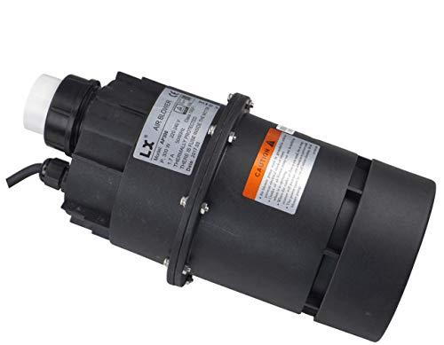 PONNMQ Bomba de Aire bañera de hidromasaje bañera soplador de Aire Ap Series AP300 300W