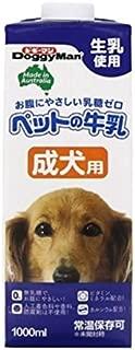 (まとめ)ドギーマンハヤシ ペットの牛乳 成犬用 1000ml 【犬用 フード】【ペット用品】【×12セット】 ホビー エトセトラ ペット 犬 ドッグフード [並行輸入品]
