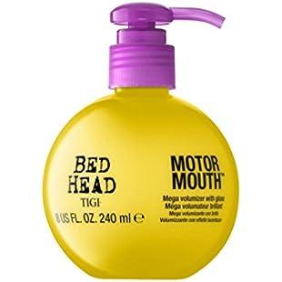 TIGI Bed Head Motor Mouth Mega Volumiser with Gloss, 240 ml