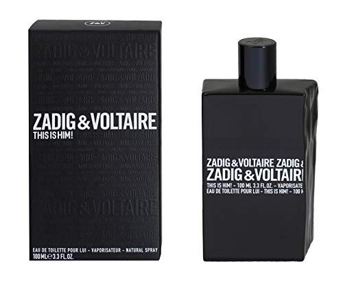 ZADIG & VOLTAIRE Eau de Toilette Herren This Is Him 100 ml