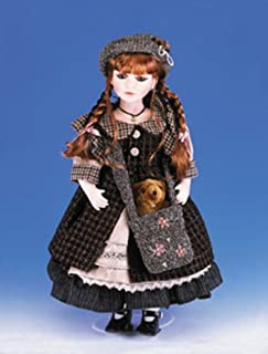 Legacy Fine Gifts & Judaica 292 Ellis Island Doll - Esther