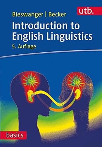 Introduction to English Linguistics (utb basics)
