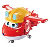 Super Wings - Transforming Build-It Jett Red, 5' Scale