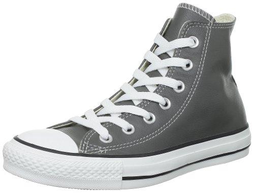 Converse Chuck Taylor All Star, Sneaker a Collo Alto Unisex – Adulto, Grigio (Anthrazit), 36.5 EU