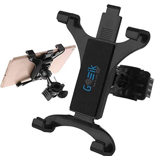 Soporte Ajustable para Tableta para automóvil, Motocicleta, Bicicleta y músicos - Goeik