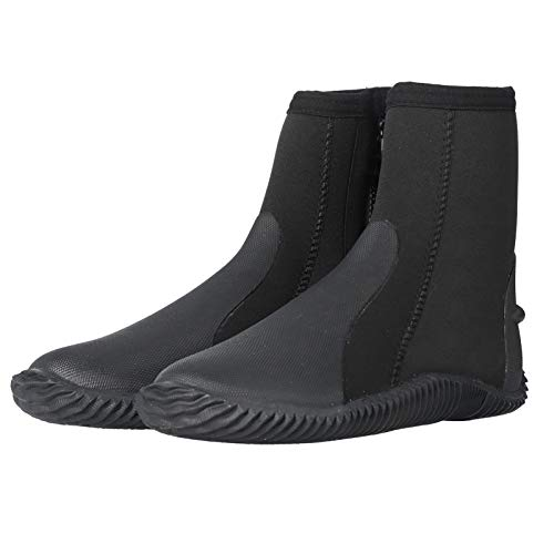 VGEBY Zapatos de Buceo, Bota de Neopreno Antideslizante para esnórquel Bota de Buceo Resistente a Cortes Unisex Equipo de 5 mm 39 Yardas