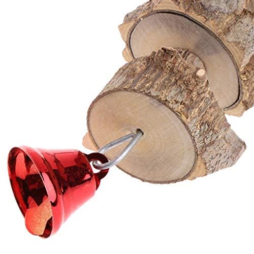 Holz Pet Kauen Spielzeug Zähneknirschen Sauberes Werkzeug Für Kaninchen Meerschweinchen Ratte - 9