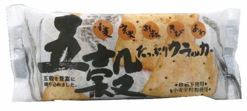 前田製菓 前田 五穀たっぷりクラッカー 70g