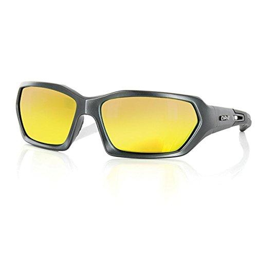 Carve Dealers Gafas de sol, Titanium Orange Rev, 65 Unisex
