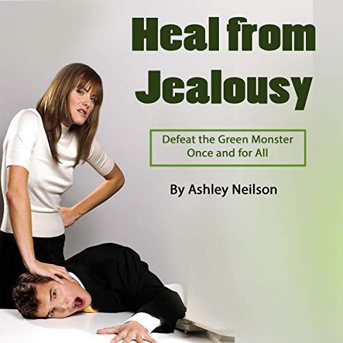Heal from Jealousy audiobook cover art