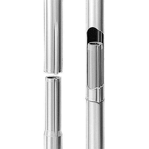 GZM415Steckmast 1,5mD42mm L1,5m D42mm Dicke 2mm