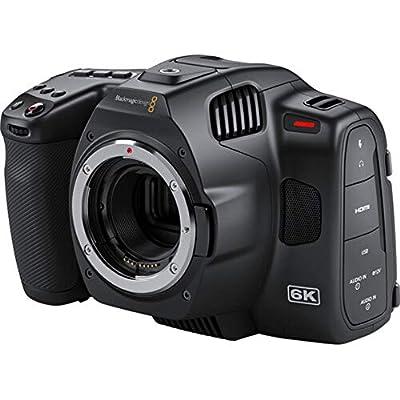 Blackmagic Design Pocket Cinema Camera 6K Pro (Canon EF) by Blackmagic Design