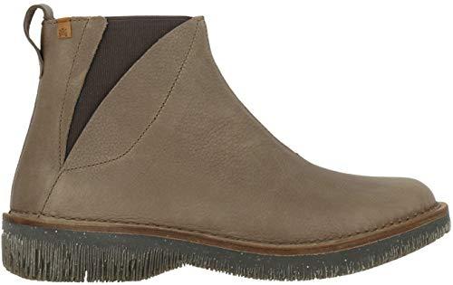 El Naturalista Damen Ankle Boots Volcano, Frauen Ankle Boots, Women's Women Woman Freizeit leger Stiefel halbstiefel Bootie Lady,Plume,36 EU / 3 UK