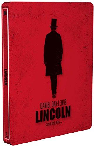 Lincoln Steelbook - Esclusiva Amazon [Italia] [Blu-ray]