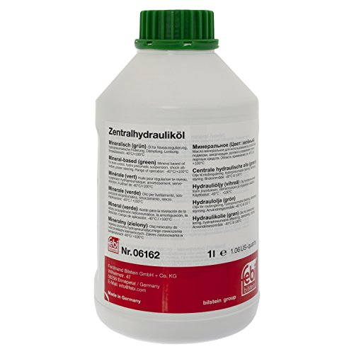 febi bilstein 06162 Hydrauliköl für Zentralhydraulik , 1 Liter