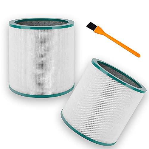 Repuesto para filtros de purificador de aire Dyson TP01, AM11, filtros de ventilador para purificador Dyson Pure Cool Link TP02, TP03 TP00, TP01 BP01, AM11, comparación con la pieza # 968126-03. 🔥