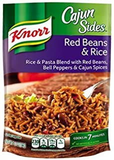 Knorr Cajun Sides Red Beans and Rice 5.1 oz (Pack of 6)