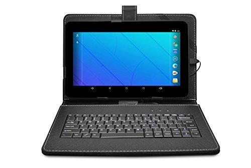 """Ematic Keyboard Folio for 10"""" Tablets, Nexus, Galaxy Tab(EWK112)"""