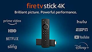 Fire TV Stick 4K streaming device with Alexa Voice Remote   Dolby Vision   2018 release (B079QHML21)   Amazon price tracker / tracking, Amazon price history charts, Amazon price watches, Amazon price drop alerts