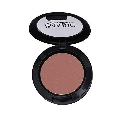 Ucoolcc 7 Farben Make-up Lidschatten-Palette Professional Lidschatten-Rouge-Palette Gesichts-Make-up...